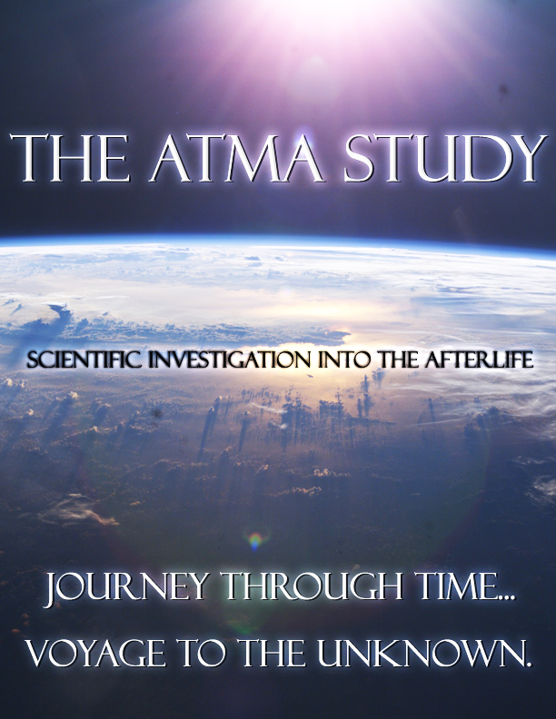"movie poster version 1 for movie ""The ATMA Study"""